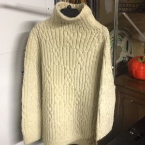 men's wool sweater made in the Swiss Alps